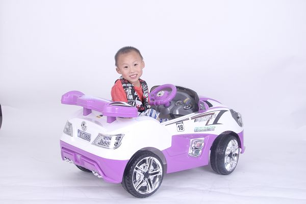 Battery Powered Ride On Cars For Children