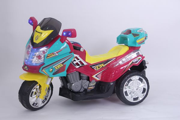 Stable Electric Motorcycle For Toddlers