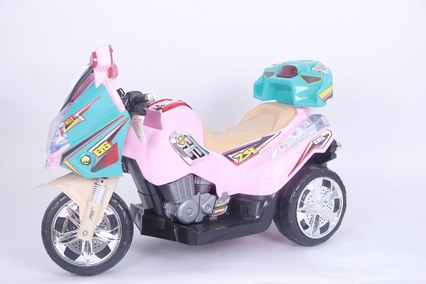 Battery Operated Motorcycle For Kids