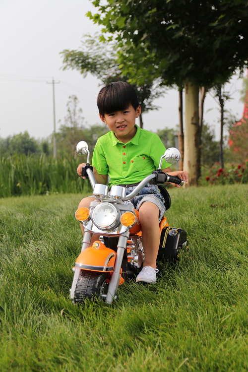 Reliable Power Wheels Motorcycle For Kids