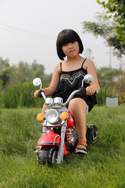 Safer Battery Operated Bikes For Kids